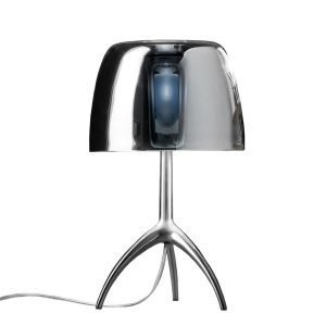 Diesel With Foscarini Lumiere 25th Pöytävalaisin S Himmennin / Alumiini