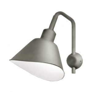 Diesel With Foscarini Smash Seinävalaisin Large E27 Harmaa