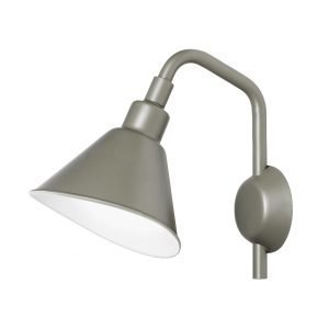 Diesel With Foscarini Smash Seinävalaisin Small E27 Harmaa