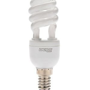 Dura Lamp Lamppu 7w 380lm Duralux Mini Twist Eco E14
