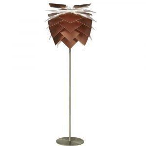 Dyberg Larsen Pineapple Medium Lattiavalaisin Kupari Look