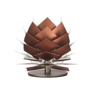 Dyberg Larsen Pineapple Xs Led Matala Pöytävalaisin Kupari Look