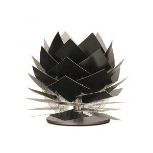 Dyberg Larsen Pineapple Xs Led Matala Pöytävalaisin Musta