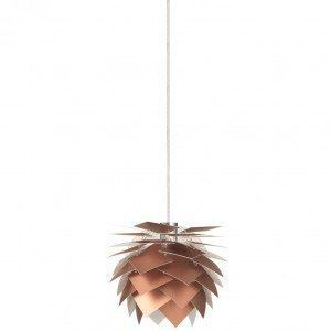 Dyberg Larsen Pineapple Xs Riippuvalaisin G9 Kupari Look