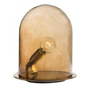 Ebb & Flow Glow In A Dome Pöytävalaisin S Chestnut / Hopea