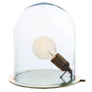 Ebb & Flow Glow In A Dome Pöytävalaisin S Kirkas / Messinki