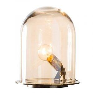 Ebb & Flow Glow In A Dome Pöytävalaisin S Kulta / Messinki