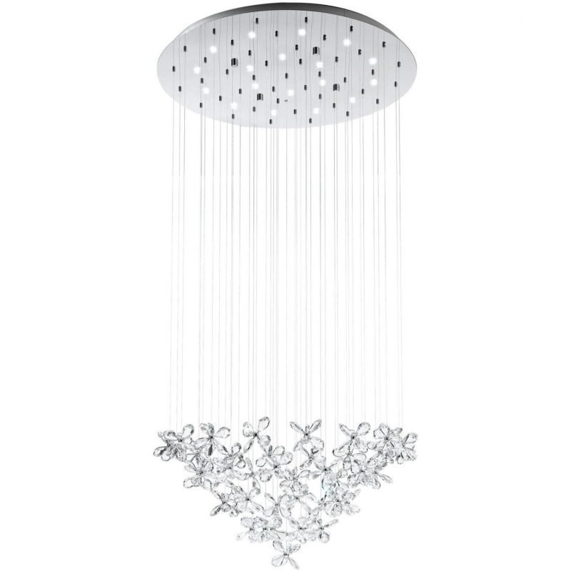 Eglo LED-riippuvalaisin Saraceno 18x2