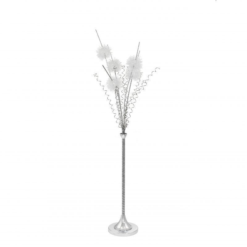 Eglo Lattiavalaisin AGLIANO 5-osainen 130 cm kromi