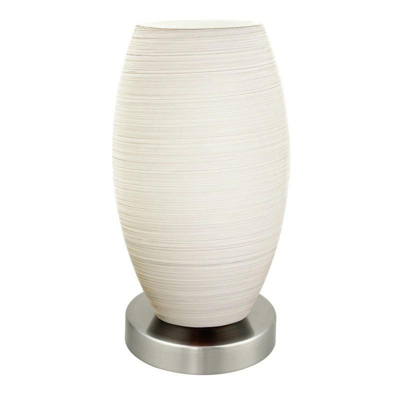 Eglo Pöytävalaisin LED BATISTA 3 valkoinen