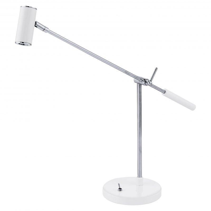 Eglo Pöytävalaisin LED LAURIA 1 valkoinen
