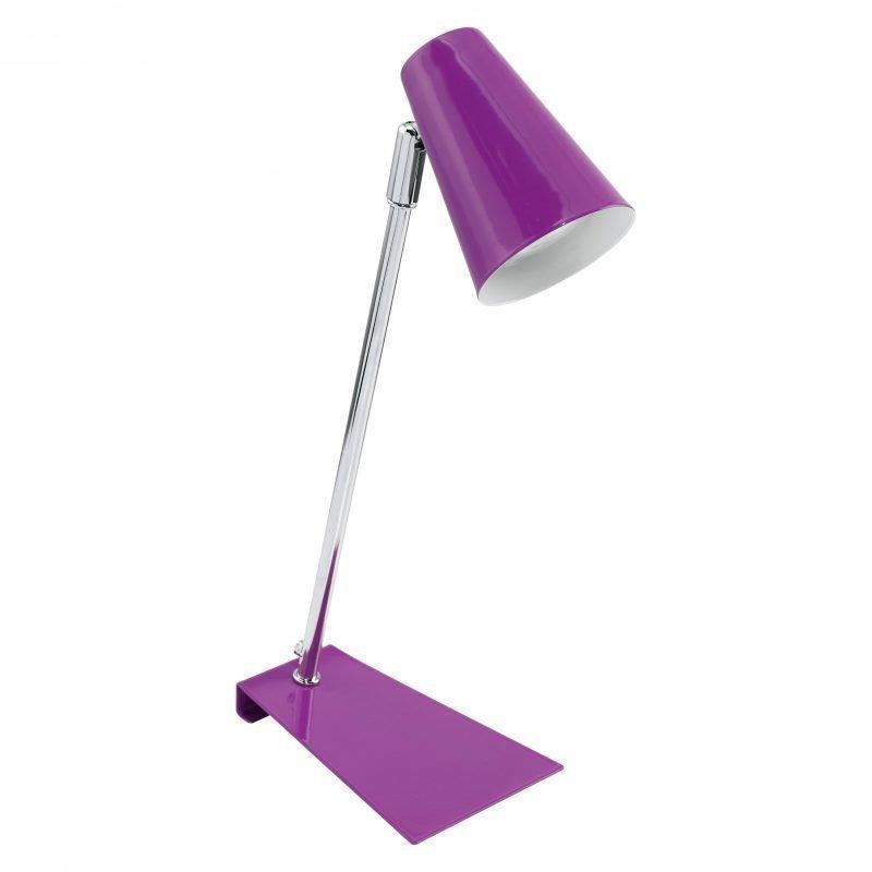 Eglo Pöytävalaisin LED TRAVALE purppura