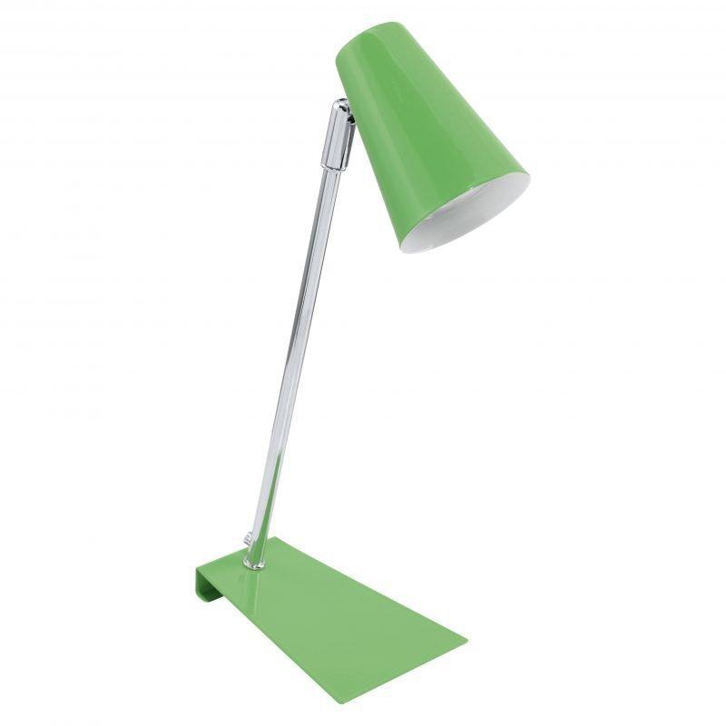Eglo Pöytävalaisin LED TRAVALE vihreä
