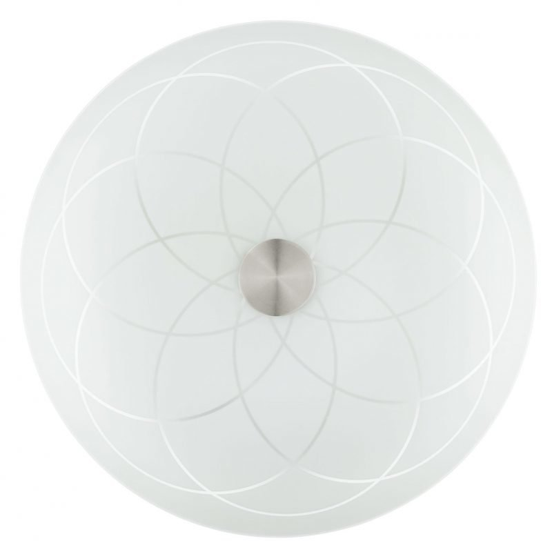 Eglo Plafondi CRATER 3x60W satiinilasi