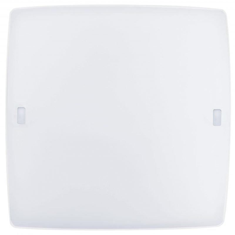 Eglo Plafondi LED BORGO 2 41x41 cm valkoinen