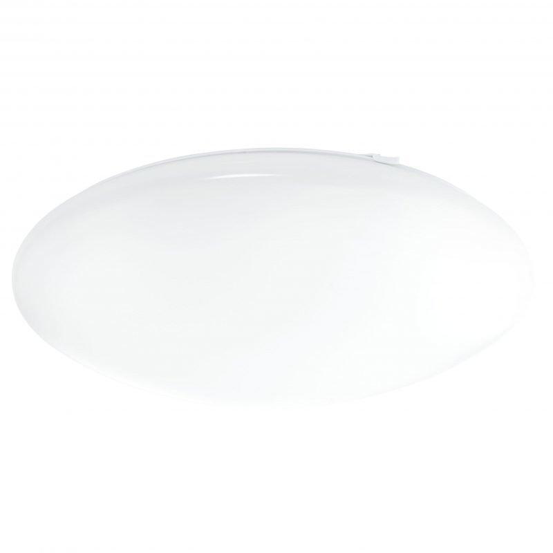 Eglo Plafondi LED GIRON Ø 30 cm valkoinen