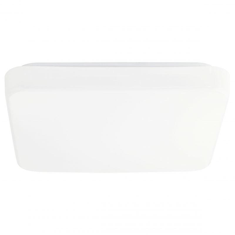 Eglo Plafondi LED GIRON 28x28 cm valkoinen