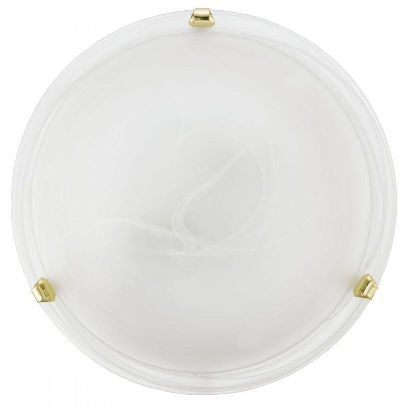 Eglo Plafondi LED SALOME Ø 30 cm alabasterilasi