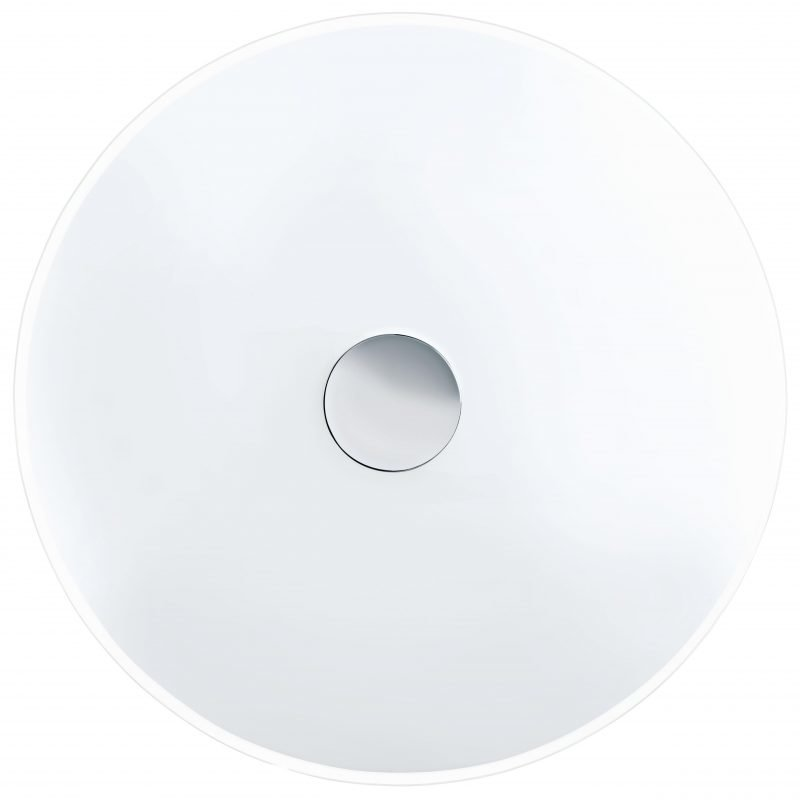 Eglo Plafondi NUBE Ø 55 cm valkoinen