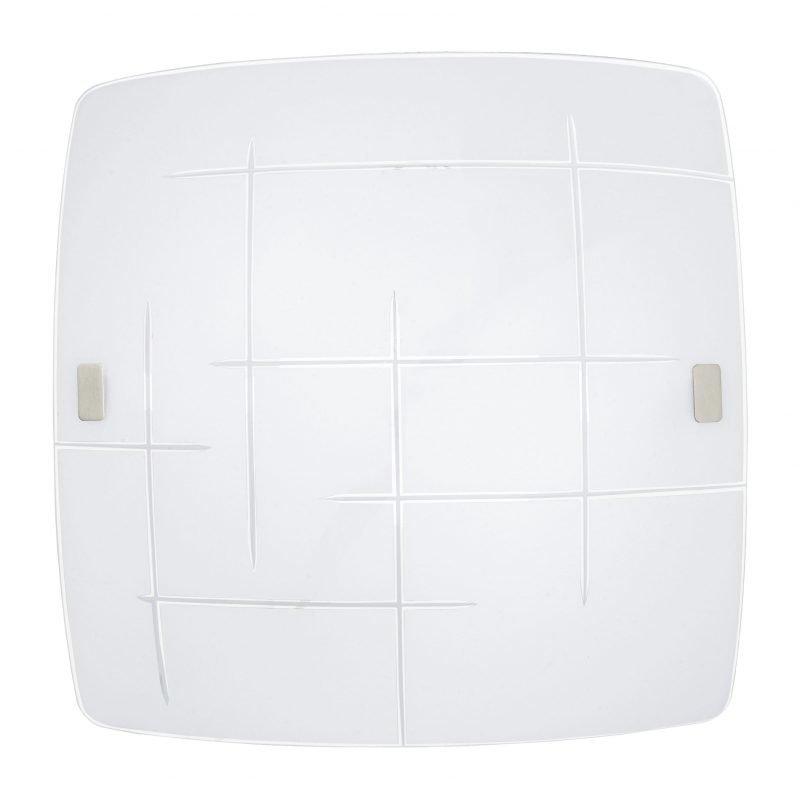 Eglo Plafondi SABBIO 1 1x60W valkoinen