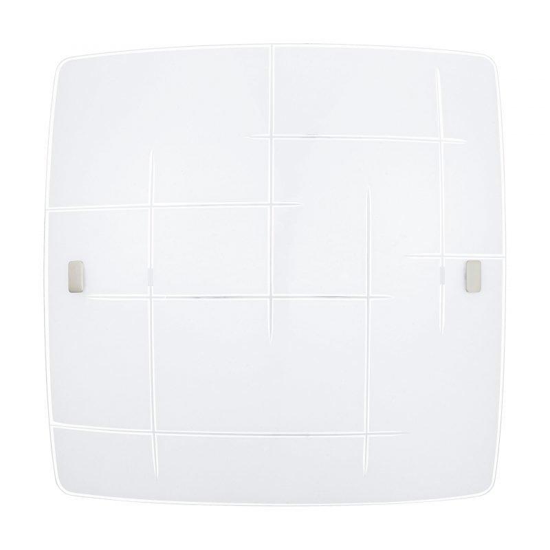 Eglo Plafondi SABBIO 1 2x60W valkoinen