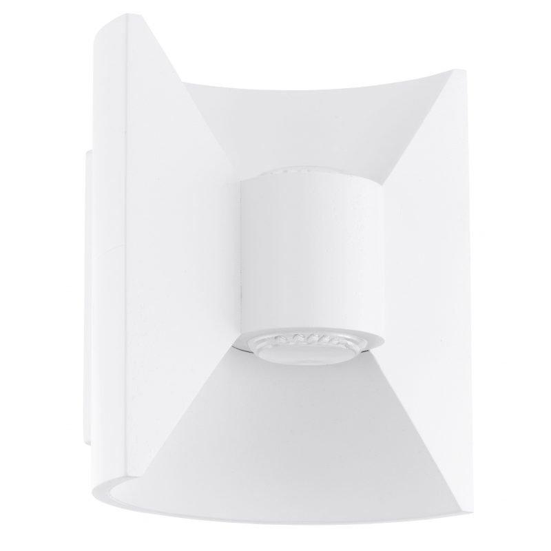 Eglo Seinävalaisin ulos REDONDO LED valkoinen IP44