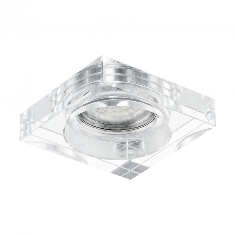 Eglo Spotti LED TORTOLI upotettava alumiini