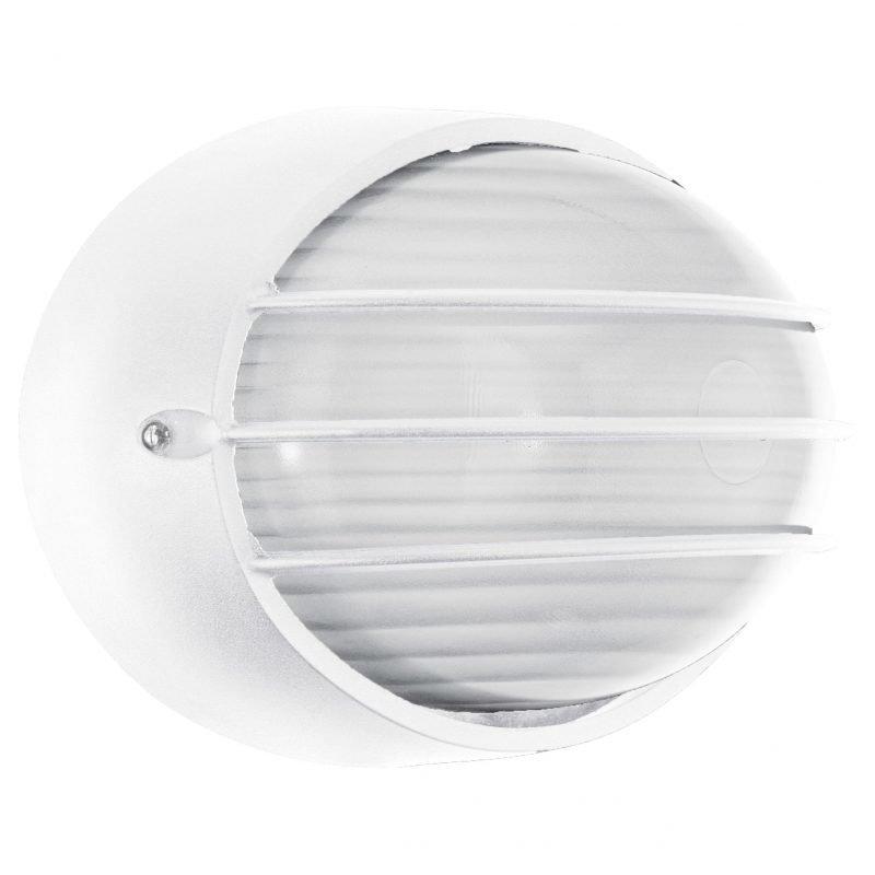 Eglo Ulkoseinä/-kattovalaisin ulos SIONES LED alumiini valkoinen IP44
