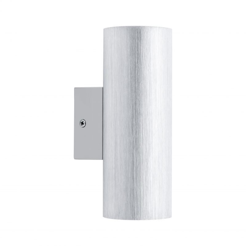 Eglo Ulkoseinävalaisin LED ONO 1 2x3W eloksoitu alumiini