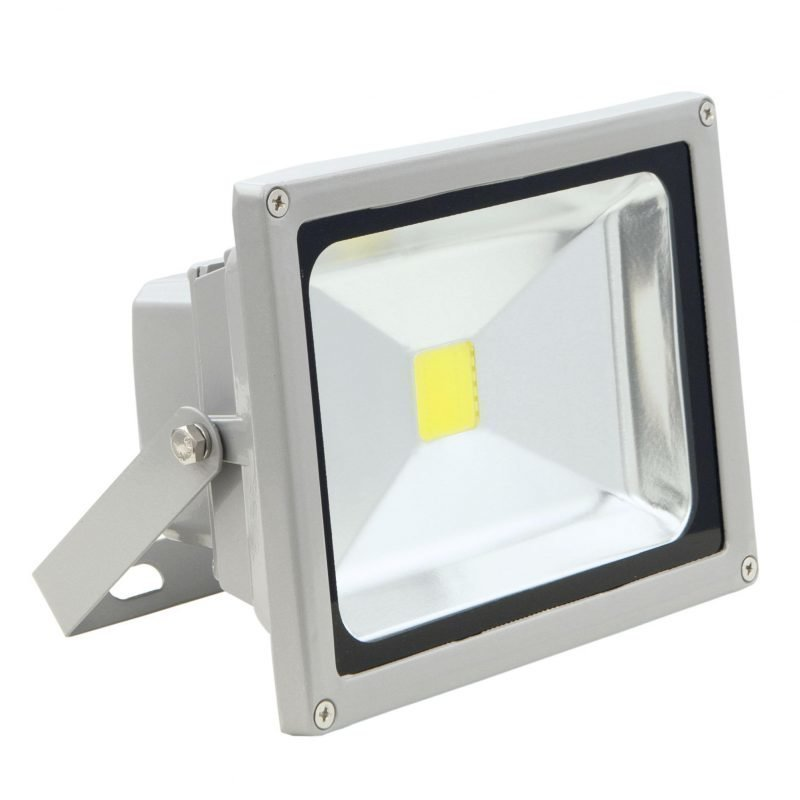 Eglo Valonheitin FADEO LED 20W hopea IP44