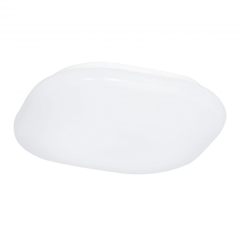 Eglo plafondi LED BERAMO 35x35 cm valkoinen