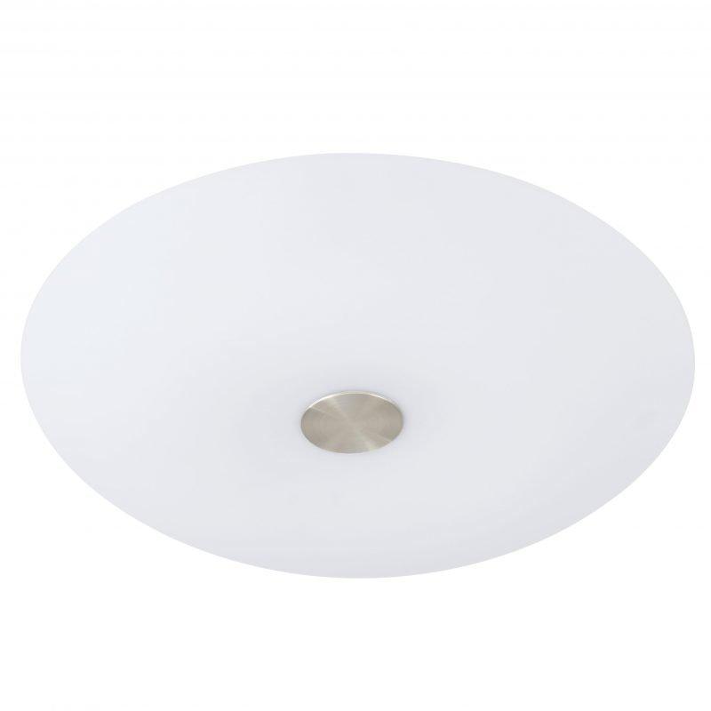 Eglo plafondi LED CRATER LED valkoinen