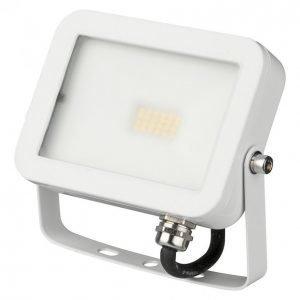 Electrogear Led Valonheitin 10w Litteä Valkoinen