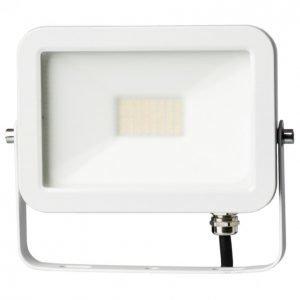 Electrogear Led Valonheitin 20w Litteä Valkoinen