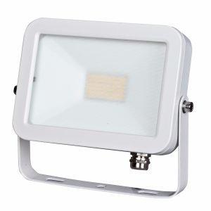 Electrogear Led Valonheitin Litteä Valkoinen 20 W
