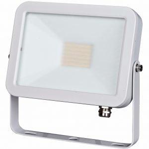 Electrogear Led Valonheitin Litteä Valkoinen 30 W