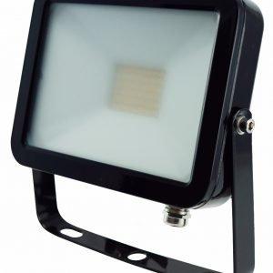Electrogear Led Valonheitin Musta Litteä 20 W