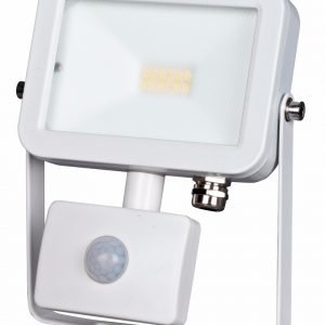 Electrogear Led Valonheitin Pir Valkoinen 10 W