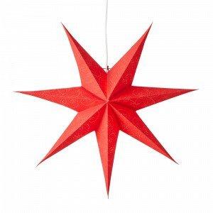 Ellos Decorus Joulutähti Punainen Ø 60 Cm