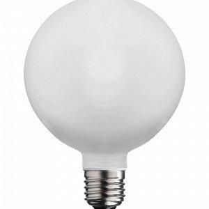 Ellos Edison Glob Opal Hehkulamppu Valkoinen 100 Mm