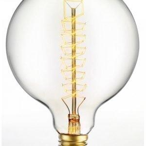 Ellos Edison Spiral Hehkulamppu Hiililanka 125 Mm