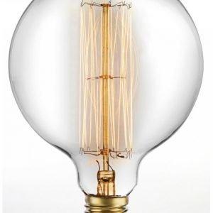 Ellos Edison X Hehkulamppu Hiililanka 125 Mm