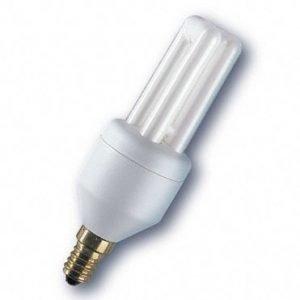 Energiansäästölamppu Osram Dulux 11W 230V E14