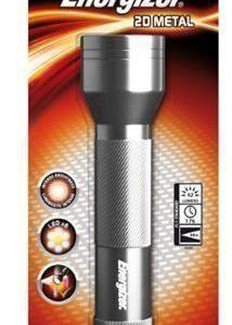 Energizer Metal LED 2D Taskulamppu