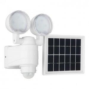 Energy+ Kohdevalo Aurinkokennolla Ja Sensorilla