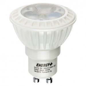 Energy+ Led Lamppu Kohde 5w Qu10 380lm Himmennin