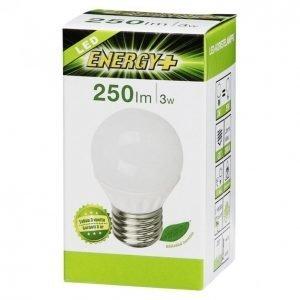 Energy+ Led Lamppu Koriste 3w E27 250lm