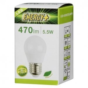 Energy+ Led Lamppu Koriste 5