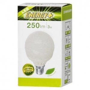 Energy+ Led Lamppu Mainos 3w E14 250lm