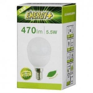 Energy+ Led Lamppu Mainos 5